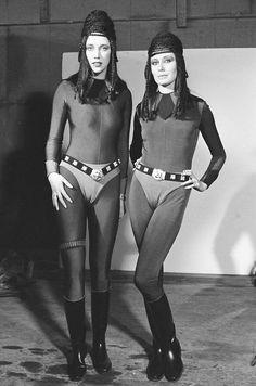Tonnika Twins - Star Wars behind the scenes - 1976