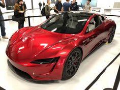 Tesla Roadster 2020 1.000hp-electric-250mph Tesla S, Tesla Motors, New Tesla Roadster, Electric Sports Car, Electric Vehicle, Automobile, Tesla Model X, Fancy Cars, Car Photos