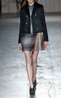 Marco de Vincenzo Fall/Winter 2014 Trunkshow Look 5 on Moda Operandi