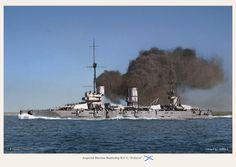 """Imperial Russian Battleship R.F.S. """"Poltava"""""""