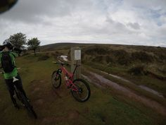 Quantocks hills - Mountain biking route in Somerset