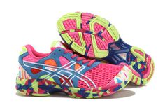 6326a709f321 Cheap Asics Gel Noosa Tri 7 Pink Blue Rose White at