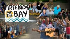 Friends of the Bay music video. The Lake Erie Island of Put-in-Bay, Ohio.