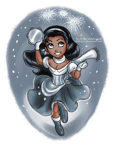 Princesas no Inverno