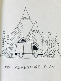 van life adventure plan