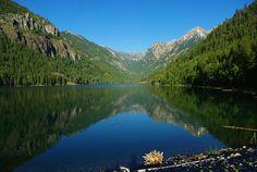 lake mcdonald montana | Claudio Del Luongo › Portfolio › Beautiful Lake McDonald, Montana
