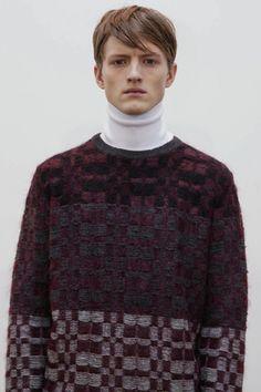 Pringle of Scotland Menswear Fall Winter 2014 London - NOWFASHION