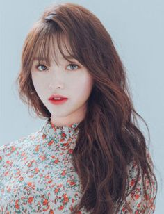 Amazing Wispy Bangs for Girls + Women's Korean Bangs Hairstyle, Hairstyles With Bangs, Pretty Hairstyles, Korean Hairstyles Women, Asian Haircut, Female Hairstyles, Hairstyle Short, Pixie Haircut, Wispy Bangs