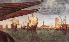 Carpaccio, Leone di san Marco, Venezia Palazzo Ducale