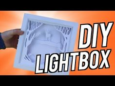 Mad Stuff With Rob - How To Make A DIY 3D Christmas Shadow Box Card - YouTube