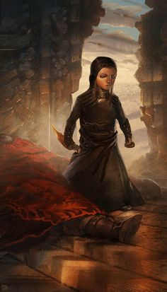 Dune: St. Alia of the Knife by CarlosNCT on deviantART