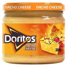 From 3.69:Doritos Nacho Cheese Dip 300g