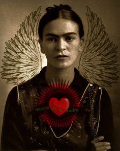 Frida Kahlo 'Death of the Mother' | Flickr - Photo Sharing!