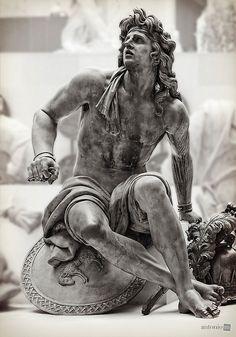 Captif (Espagne),Musée du Louvre, Paris