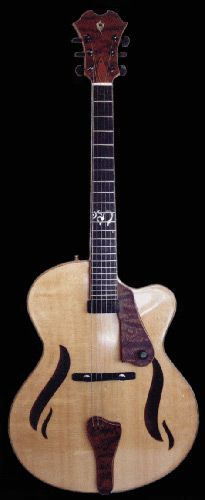 Forshage Archtop