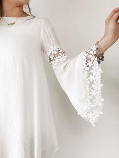 Embroidered Sleeve | ROOLEE