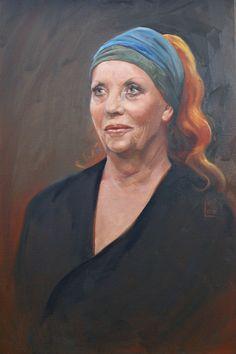 Carrie Tefsen Door ... voor sterren op het doek Carrie, Painting & Drawing, Carry On, Actors, Portrait, Drawings, Dutch, Fictional Characters, Art