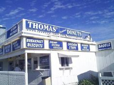 Thomas' Donuts in Panama City Beach  is one of my favorite donut places in the world!