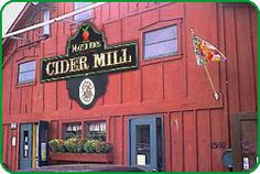 Mayer Bros Cider Mill West Seneca NY  They make the BEST donuts-only open for the fall months, so you have to eat as many donuts as you can then : )  This is right down the street from my house-lucky me!!!