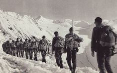infanterie de montagne-16d Swiss Army, Ww2, Mount Everest, Nature, Travel, Mountain, Interwar Period, Viajes, Traveling