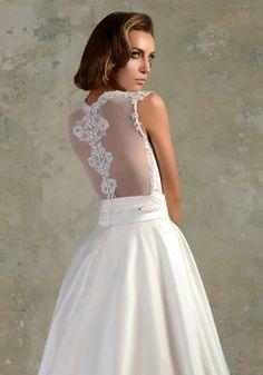 b8c759233eb7 Short Wedding Dresses  Bien Savvy · Svatební ŠatySvatební ...