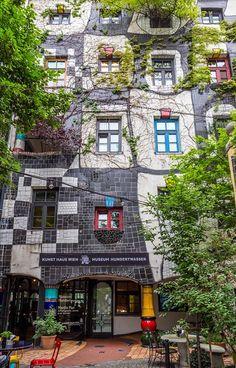 Museum Hundertwasser, Vienna (Austria)