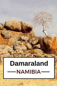 Travel Guide Namibia - Plan your trip to Damaraland