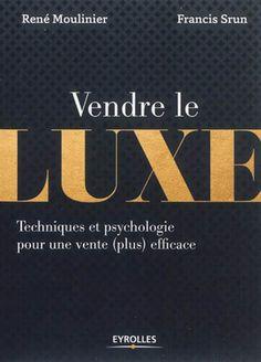 Face à des attentes clients très élevées, la vente dans le luxe requiert un état d'esprit et des compétences spécifiques, une approche client très personnalisée et émotionnelle ainsi qu'un service sur mesure. Avec ce livre, le premier consacré à ce thème en français, le lecteur se familiarisera avec tous les pré-requis d'une vente réussie...Cote : 6-307 SRU