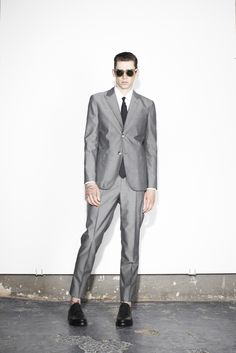 Marc Jacobs Spring 2014 Menswear - Collection - Gallery - Style.com