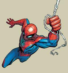 Spider-Man by Giuseppe Camuncoli