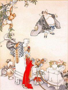 孙悟空三打白骨精. It retains the broad outline of Xuanzang's own account, Great Tang Records on the Western Regions, but the Ming dynasty novel adds elements from folk tales and the author's invention, that is, that Gautama Buddha gave this task to the monk and provided him with three protectors who agree to help him as an atonement for their sins. These disciples are Sun Wukong, Zhu Bajie and Sha Wujing, together with a dragon prince who acts as Xuanzang's steed, a white horse.