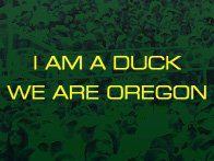 I am a Duck!!  LIVE IN JUNCTION CITY OR
