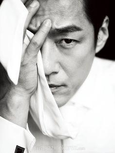 2015.03, Harper's Bazaar, Ji JIn Hee