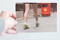 Fine Art Photography The girl with green shoes by idniphotography, $3.00