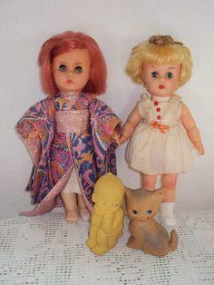 Bonecas antigas Atma