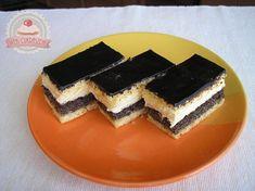 Mákos-krémes Nutella, Tiramisu, Cheesecake, Ethnic Recipes, Poppy, Food, Cheese Cakes, Eten, Poppies