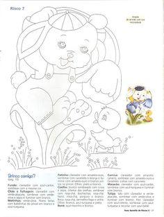 Susy Pintura-Riscos Bebe 04 - Isa Cvs - Álbuns da web do Picasa