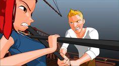 Pirate Fight on Vimeo