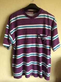 736a75eb254de T-shirt Vintage Quicksilver   T-shirt vintage 90   marque de surf vintage