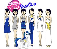 My Little Pony fashion: Shining Armor by Willemijn1991
