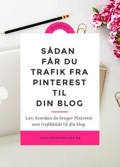 Pinterest | Blogging | Trafik | Blogguide | Blogtips