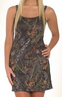6d1fbb074b Mossy Oak Break-Up - Women s Camo Tank Nightgown Camo Swimwear