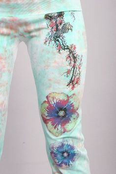 Yoga Pants in Bottoms - Etsy Women