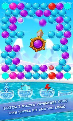 https://flic.kr/p/Mo7tVg | FrozenPop3 | Shoot the same colored #popbubble to…