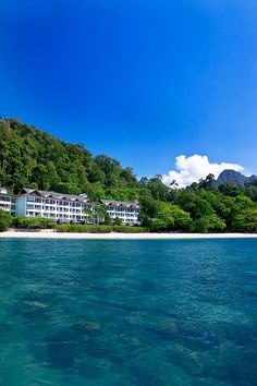 Andaman Langkawi - View from the water