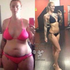 Weight Loss Before and After Photo #weightloss #loseweight