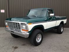 beautiful ford truck photos | 1978 Ford F-150 - Used Truck Powell OH | Auto Loft