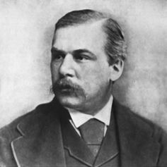 J.P. Morgan...his home was the first estate to have electricity in it..thanks to Thomas Edison.