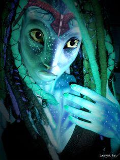 Na'vi Lunargent - Avatar