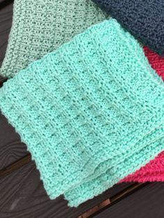 Easy Crochet, Free Crochet, Crochet Sloth, Mercerized Cotton Yarn, Garter Stitch, Knit Patterns, Free Pattern, Quilt, Blanket